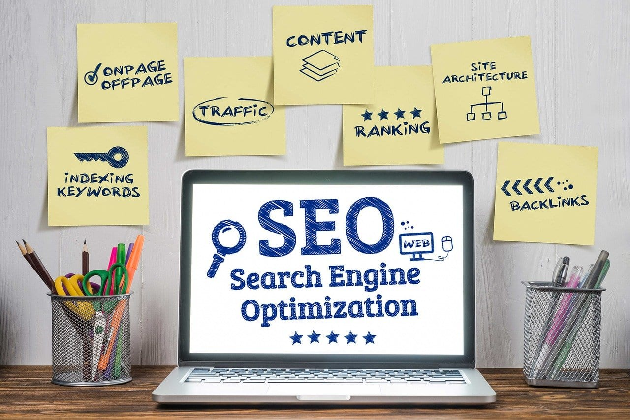 SERVICE: Search Engine Optimisation - Concepts